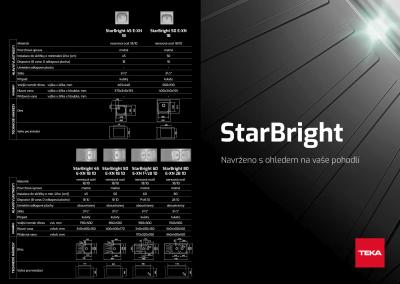 Dřezy StarBright