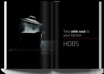 Kochfelder Katalog