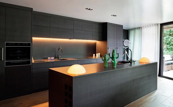 Κάντε την κουζίνα σας πιο ζωντανή με τον κατάλληλο φωτισμό