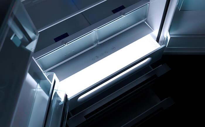 History of the refrigerator