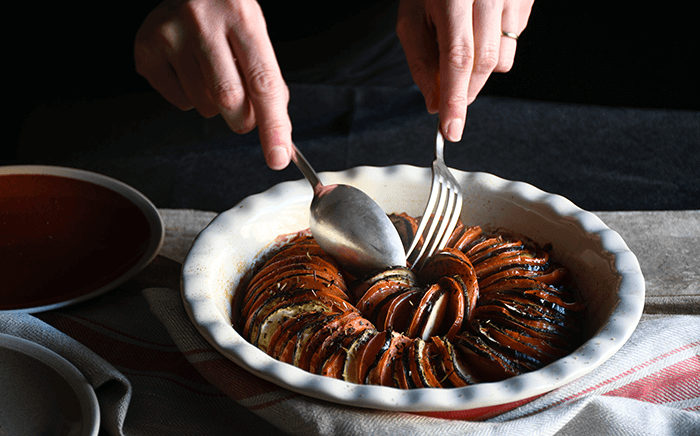 Recipe Vegetable Tian