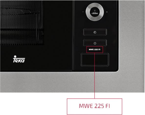 Free microwave MWE 225 FI review