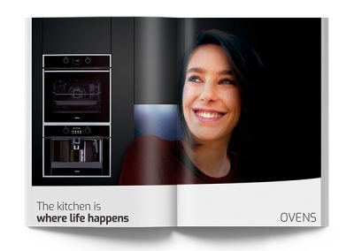 Ovens catalogue