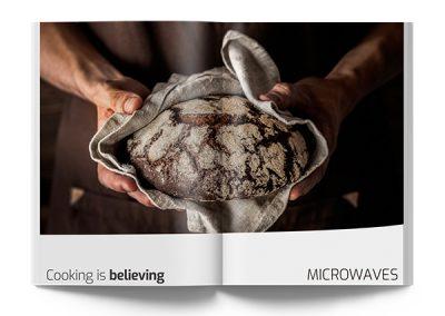 Microwaves catalogue