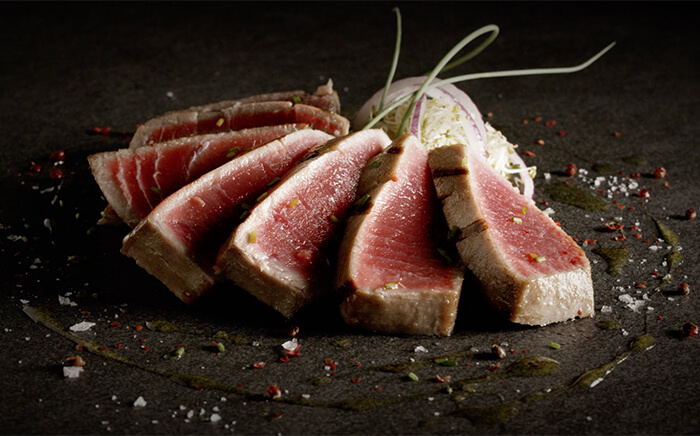 How to cook tuna fish in the oven