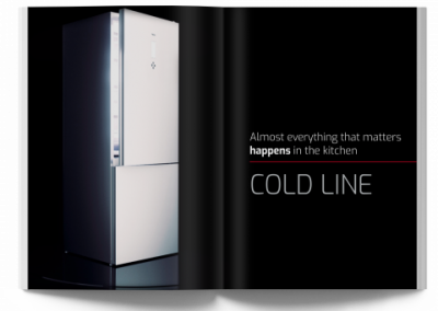Catálogo de refrigeradores y enfriadores de vino