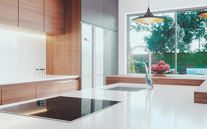 diseño cocinas luz