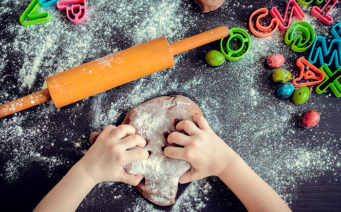 beneficios cocinar niños