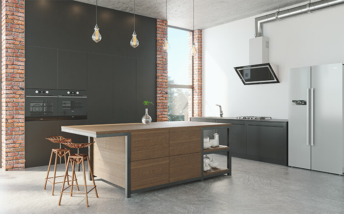 cocinas abiertas conectadas 2019