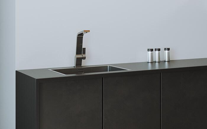 Diseño en la cocina: distintos tipos de grifos | Teka España