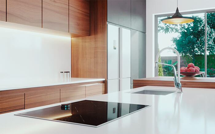 diseño cocinas pequeñas