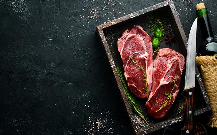 Atemperar la carne