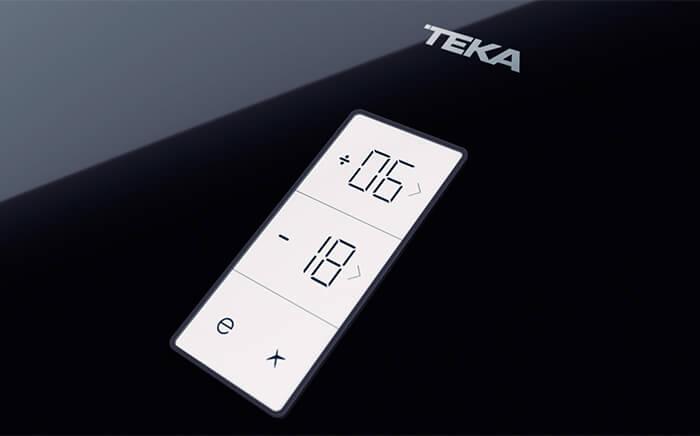 Termostato de frigorífico Teka