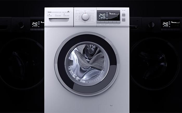 botones lavadora