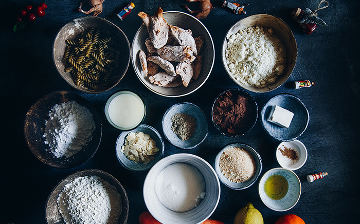 batch cooking recetas