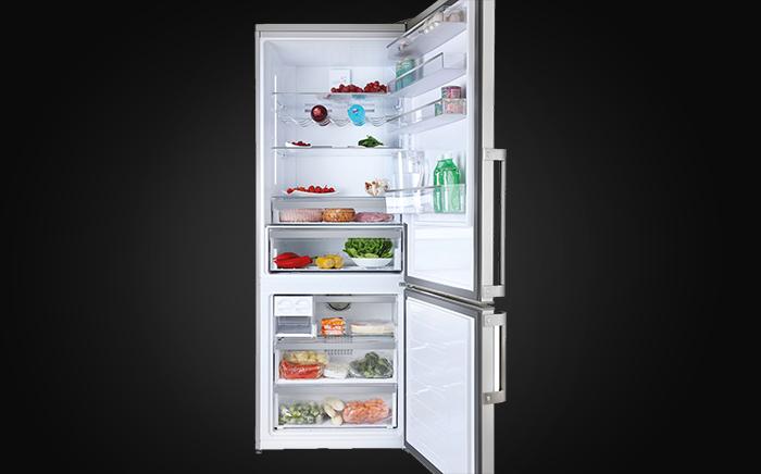 ordenar frigorífico navidad