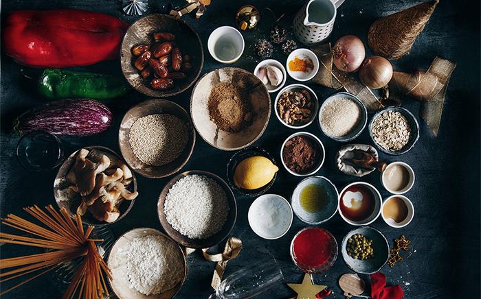 batch cooking navidad