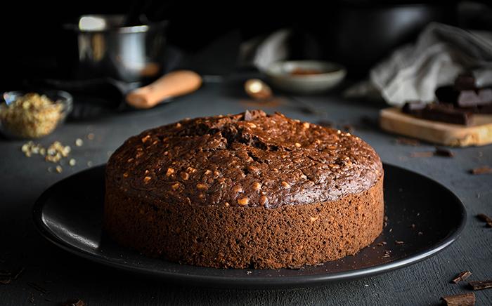 tarta chocolate calabacin