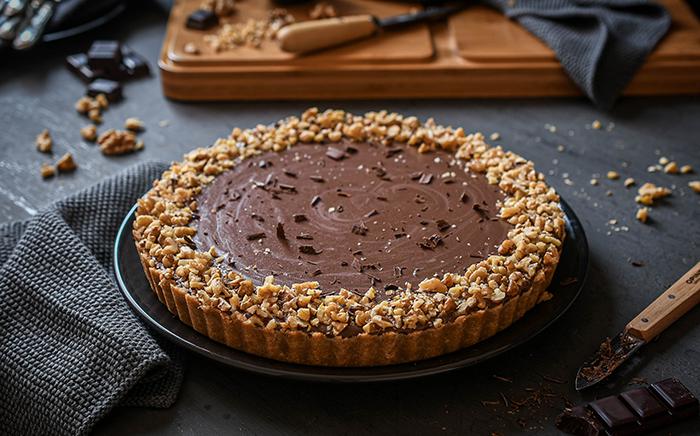 tarta fácil chocolate
