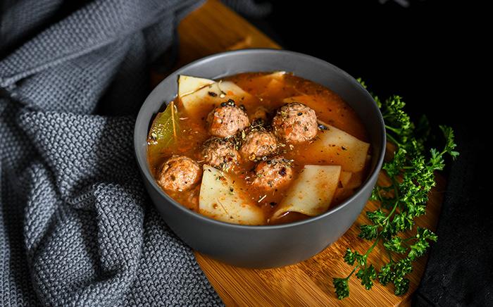 sopa-de-lasaña