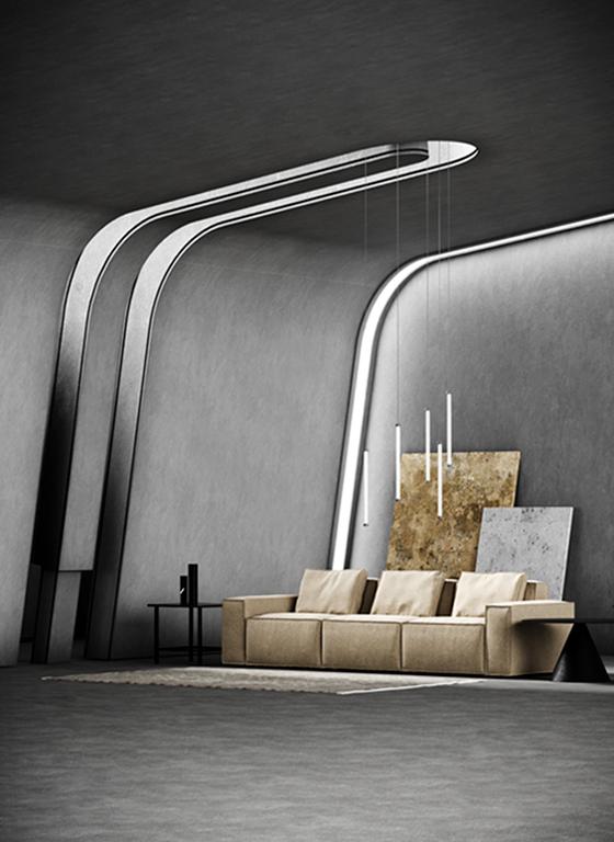 Infinity design ambient 4