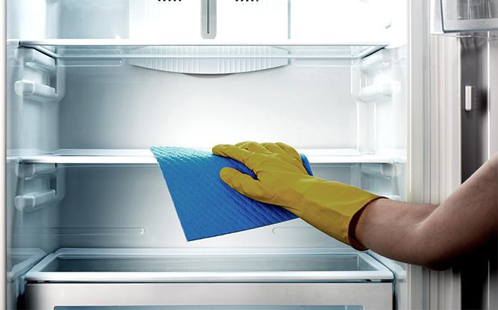 como limpiar frigorífico