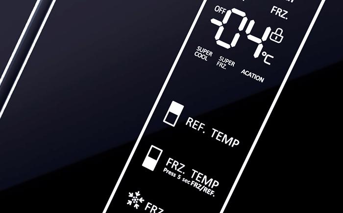 temperatura frigorífico