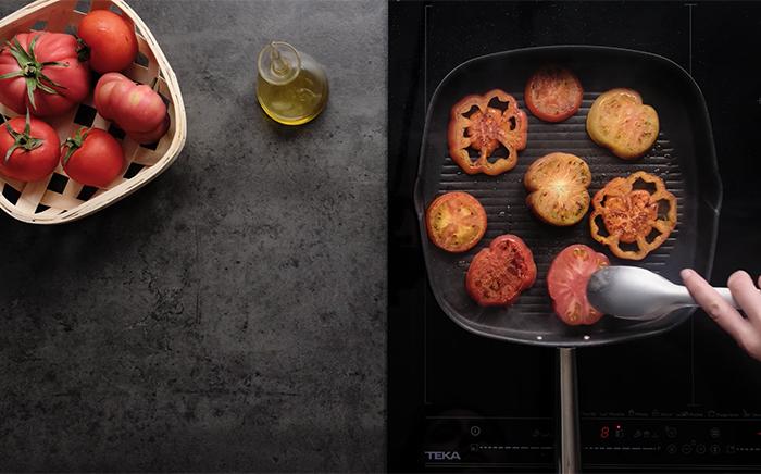 tomates al grill