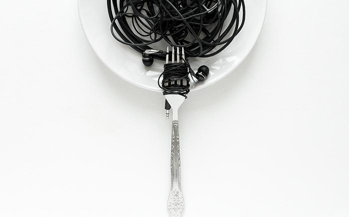 comida y musica