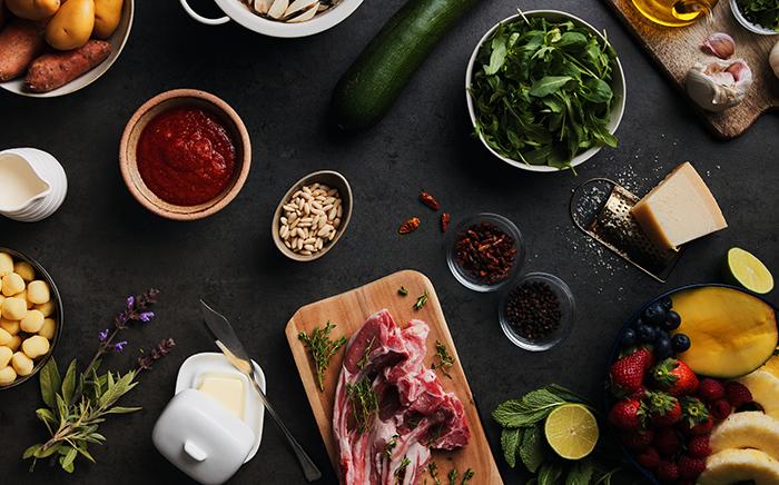 ingredientes para recetas