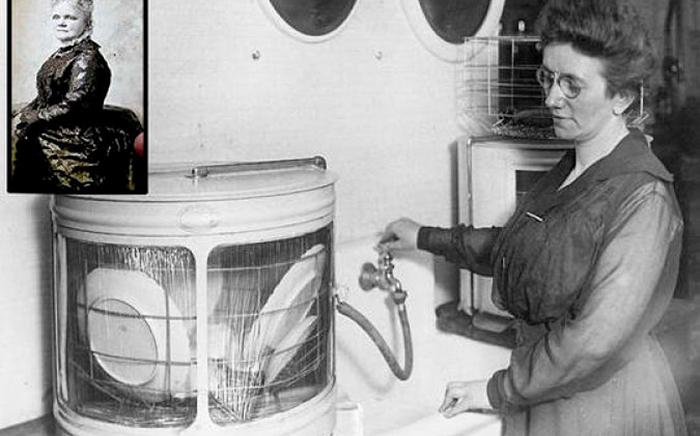 primer lavavajillas usado por josephine cochrane