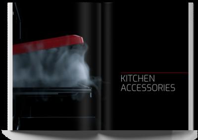Catálogo de accesorios de cocina
