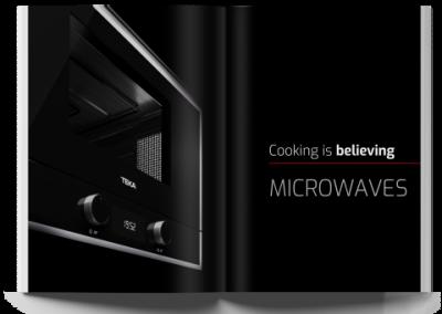 Catálogo de microondas