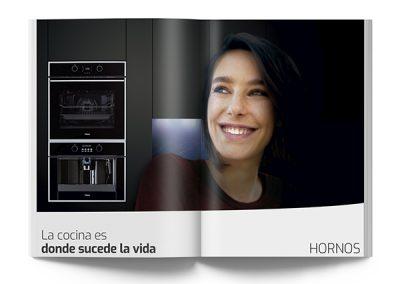 Catálogo de hornos