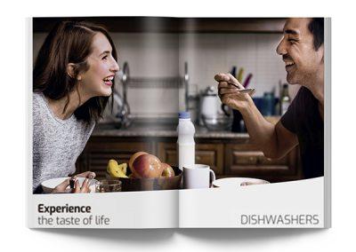 Catalogue lave-vaiselles
