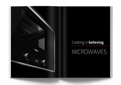 Microwaves catalogue