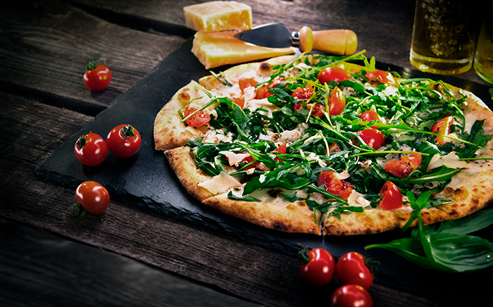 pizza recipe cooking at home
