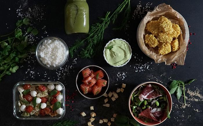 batch cooking plan meals