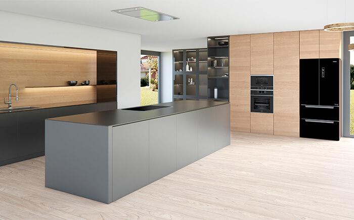 Wood kitchen trends 2019
