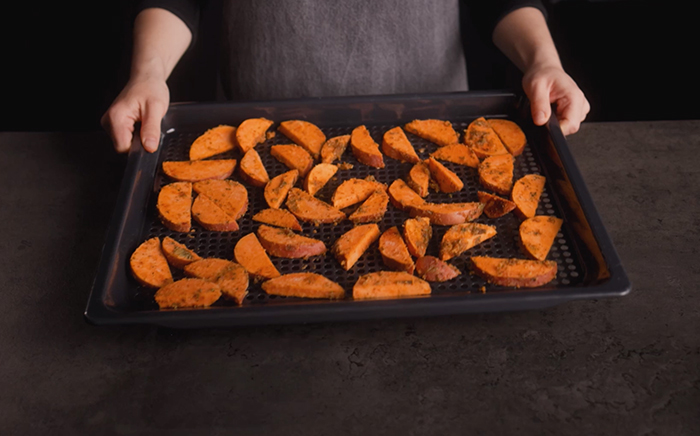 Sweet potato AirFry oven