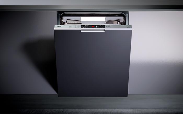 Saving energy with the dishwasher