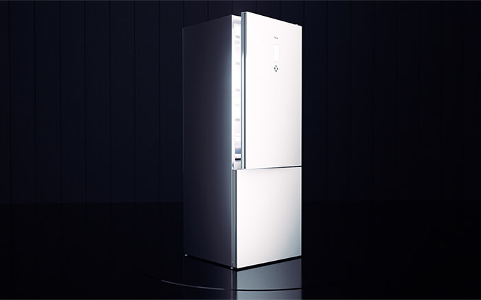 An A+++ refrigerator uses less electricity