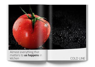 Cold line catalogue