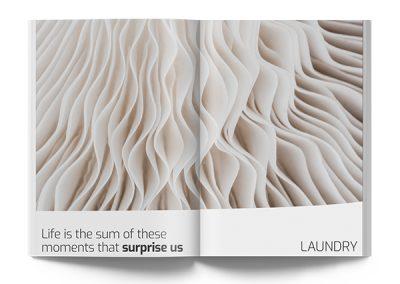 Laundry catalogue