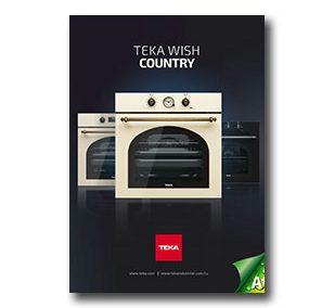 Буклет «Духовые шкафы Wish Country 2019»